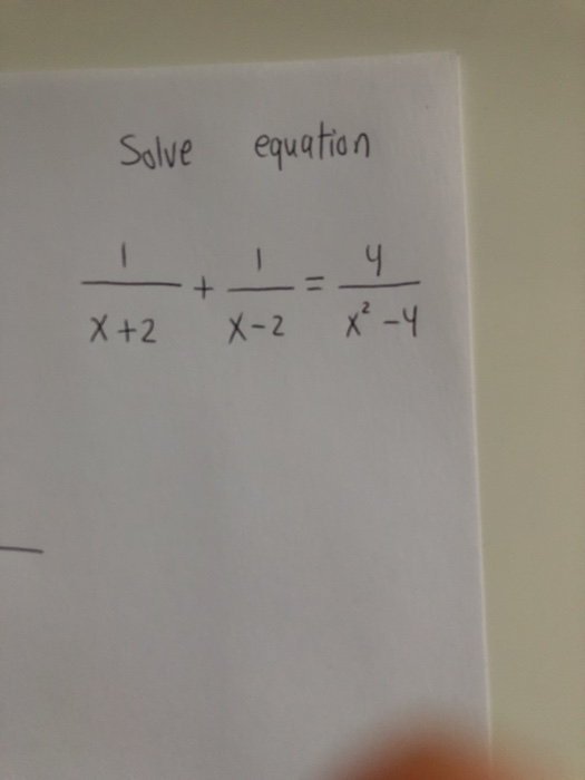 Slve equation